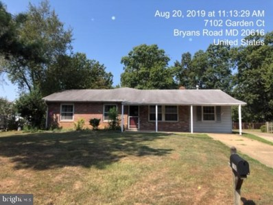 7102 Garden Court, Bryans Road, MD 20616 - #: MDCH205888