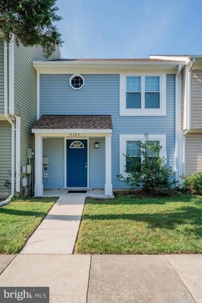 4104 Bluebird Drive, Waldorf, MD 20603 - #: MDCH206022