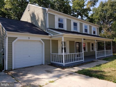 3 Joann Court, Indian Head, MD 20640 - #: MDCH206762