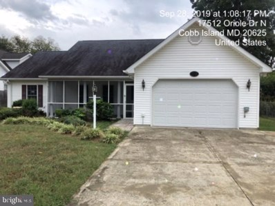 17508 Oriole Drive, Cobb Island, MD 20625 - #: MDCH207236