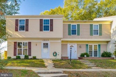2803 Red Lion Place, Waldorf, MD 20602 - #: MDCH208590