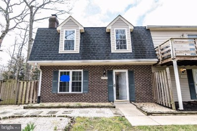 4553 Ryan Place UNIT B, Waldorf, MD 20602 - #: MDCH212530