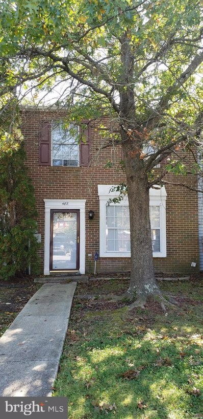 488 Thistle Place, Waldorf, MD 20601 - #: MDCH218580