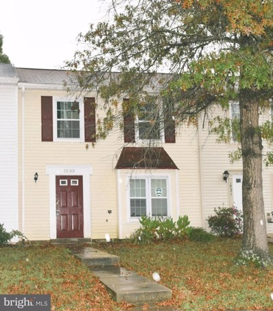 1533 Pin Oak Drive, Waldorf, MD 20601 - MLS#: MDCH218634