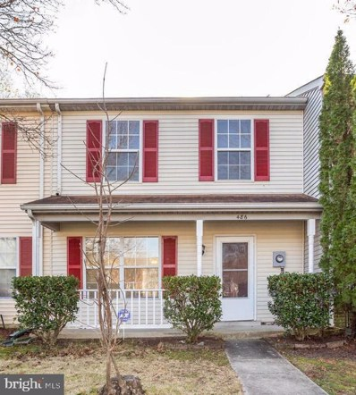 486 Thistle Place, Waldorf, MD 20601 - #: MDCH219736