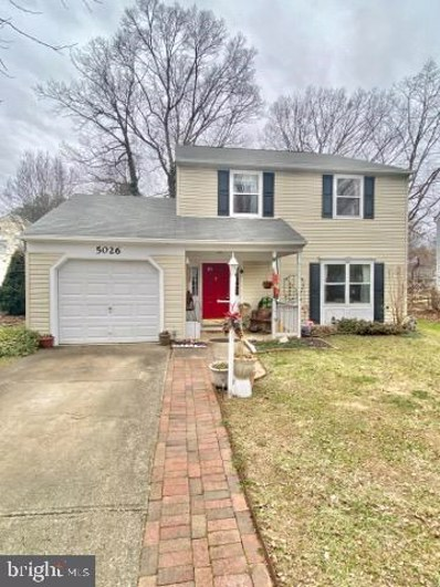 5026 Bass Court, Waldorf, MD 20603 - #: MDCH221118