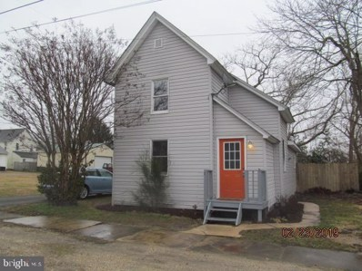 208 W 2ND Street, Ridgely, MD 21660 - #: MDCM120682