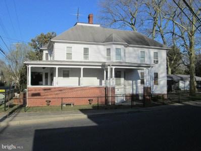 201 E Central Avenue, Federalsburg, MD 21632 - #: MDCM122064