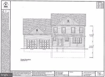 11470 ( Lot 7)-  Maplewood Drive, Ridgely, MD 21660 - #: MDCM122808