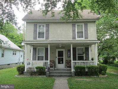 206 Central Avenue, Ridgely, MD 21660 - #: MDCM124114