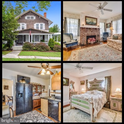201 Greenridge Road, Federalsburg, MD 21632 - #: MDCM124246
