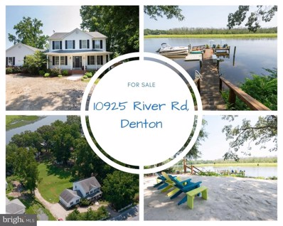 10925 River Road, Denton, MD 21629 - #: MDCM125526