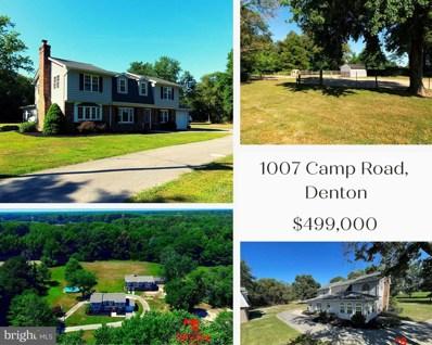 1007 Camp Road, Denton, MD 21629 - #: MDCM2000052