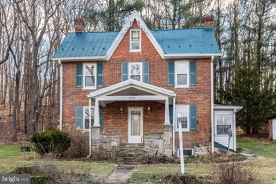 853 Old Manchester Road, Westminster, MD 21157 - #: MDCR158314