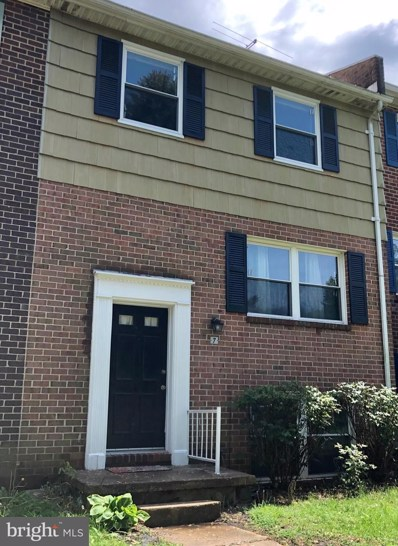 7 W Middle Grove Court, Westminster, MD 21157 - #: MDCR188436
