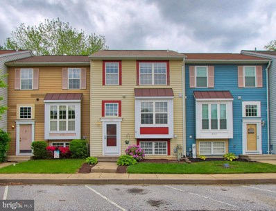 492 Silver Court, Westminster, MD 21158 - #: MDCR188610