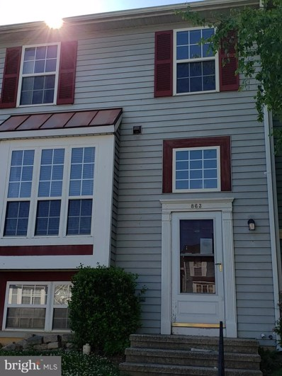 863 Gaming Square, Hampstead, MD 21074 - #: MDCR189512