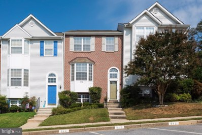 1172 Balsam Circle, Eldersburg, MD 21784 - #: MDCR192092