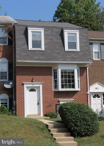 89 Meadowlark Avenue, Mount Airy, MD 21771 - #: MDCR192218