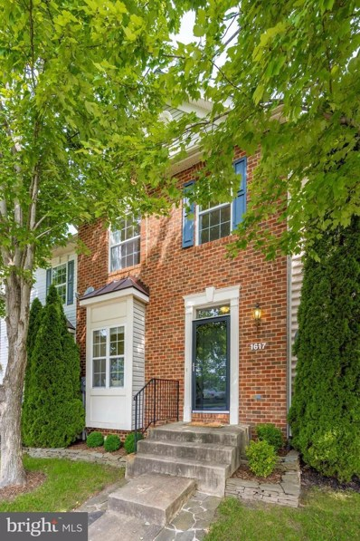 1617 Pullman Court, Mount Airy, MD 21771 - #: MDCR199582