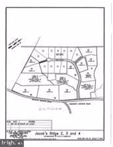 -Lot #13 Meadow Branch Road, Westminster, MD 21158 - #: MDCR202098