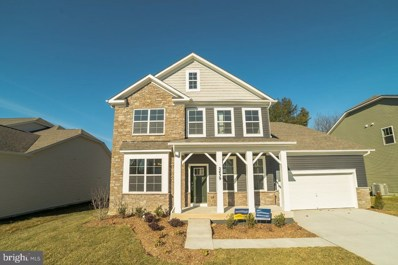 628 North Chandler Drive, Westminster, MD 21157 - #: MDCR202156