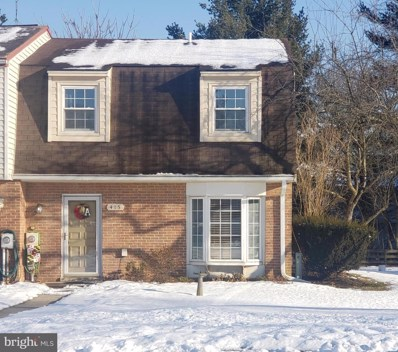 415 Beck Drive, Mount Airy, MD 21771 - #: MDCR202482
