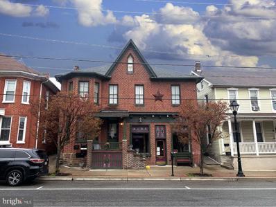 25 E Baltimore Street, Taneytown, MD 21787 - #: MDCR203736