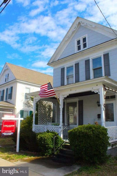 108 West End Avenue, Cambridge, MD 21613 - #: MDDO118262