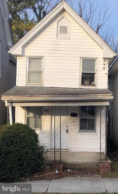 407 Pine Street, Cambridge, MD 21613 - #: MDDO118270