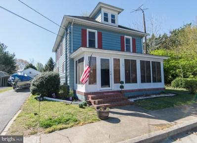 101 Webster Street, Hurlock, MD 21643 - #: MDDO123348