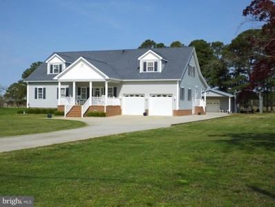 2818 Hoopers Island Road, Church Creek, MD 21622 - #: MDDO123404