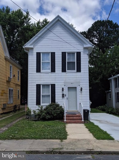 317 West End Avenue, Cambridge, MD 21613 - #: MDDO123740