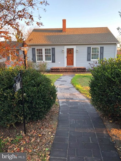 100 Choptank Terrace, Cambridge, MD 21613 - #: MDDO126022