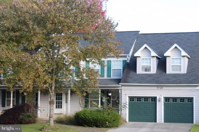 7021 Allington Manor Circle E, Frederick, MD 21703 - MLS#: MDFR100054