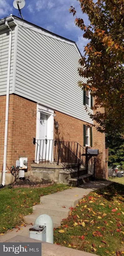 28 N Pendleton Court UNIT 10H, Frederick, MD 21703 - MLS#: MDFR100194