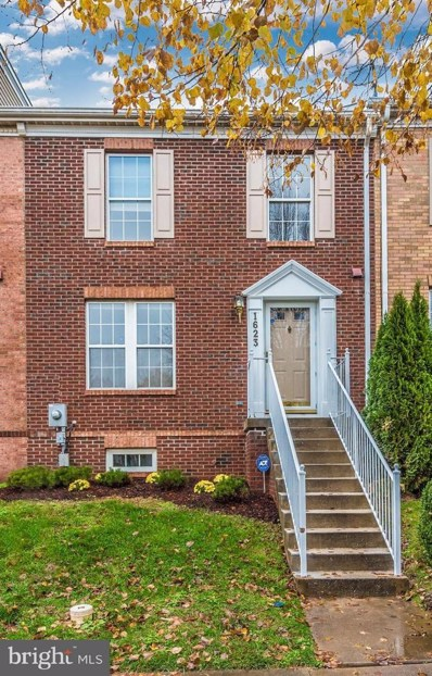 1623 Coopers Way, Frederick, MD 21701 - MLS#: MDFR100436