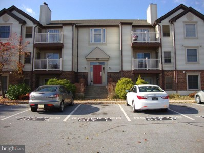 817 Stratford Way UNIT D, Frederick, MD 21701 - #: MDFR100678