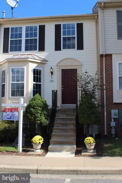 504 Primus Court, Frederick, MD 21703 - MLS#: MDFR100850