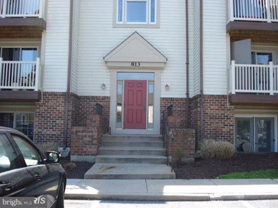 813 Stratford Way UNIT H, Frederick, MD 21701 - #: MDFR100916