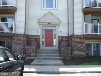813 Stratford Way UNIT H, Frederick, MD 21701 - #: MDFR100916