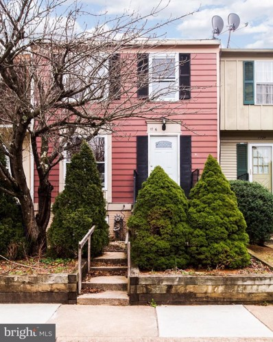 1726 Worthington Court, Frederick, MD 21702 - MLS#: MDFR100946