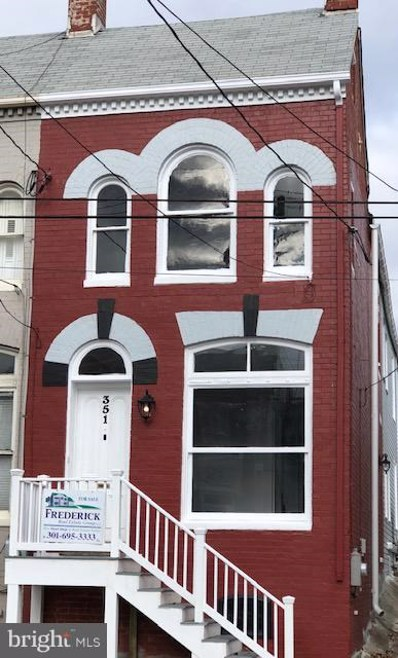 351 W Patrick Street, Frederick, MD 21701 - #: MDFR134418