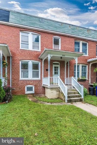 815 Motter Avenue, Frederick, MD 21701 - #: MDFR145776