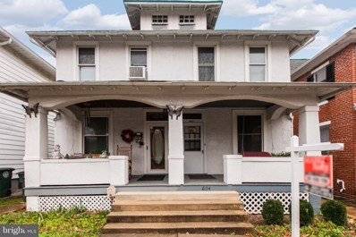 604 Trail Avenue, Frederick, MD 21701 - #: MDFR151616