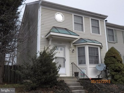6214 Hastings Court, Frederick, MD 21703 - MLS#: MDFR165010