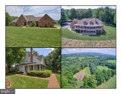 10707 Easterday Road, Myersville, MD 21773 - MLS#: MDFR190776