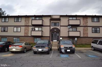 731 Heather Ridge Drive UNIT 17F, Frederick, MD 21702 - #: MDFR191118