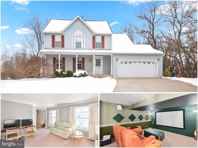 1002 Chinaberry Drive, Frederick, MD 21703 - #: MDFR191516