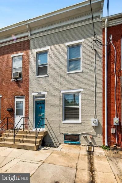 209 E 4TH Street, Frederick, MD 21701 - #: MDFR2000140